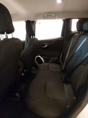 Jeep Renegade Deportiva 4x2 Con Sensores Y Camara