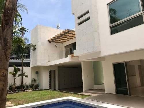Casa Nueva Minimalista En Vista Hermosa Cuernavaca Morelos.