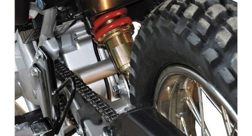 Keller 150cc Miracle - Motozuni Lomas