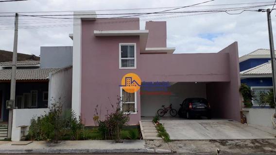 Casa Com 5 Dormitórios À Venda, 227 M² Por R$ 790.000,00 - Vale Dos Cristais - Macaé/rj - Ca1759