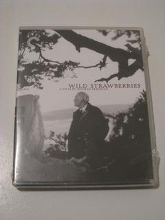 Wild Strawberries Ingmar Bergman Blu-ray Nuevo Cerrado