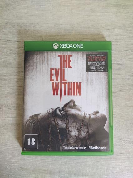 The Evil Within - Físico - Usado