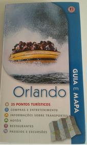 Livro Orlando - Guia E Mapa