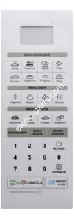 Membrana Teclado Microondas Lg Ms-3042r / 3042b / 3052r