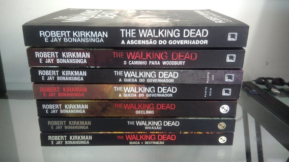 Livros The Walking Dead (coleção)