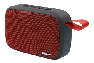 Parlante Bluetooth Portatil Kolke Usb Sd Fm Inalambrico 3w