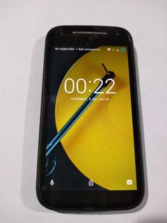 Celular Motorola Moto E 2da Generacion 4g Pin De Carga Rota