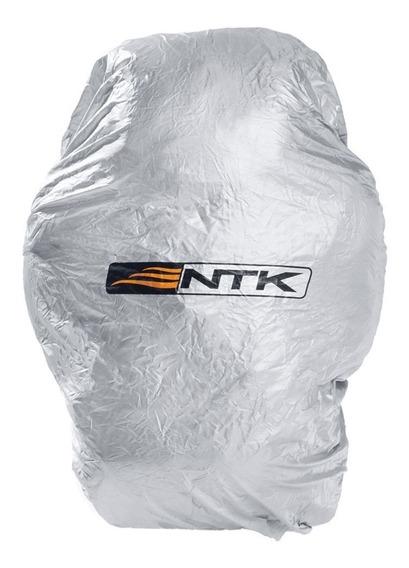Capa Chuva Térmica Aluminizada Impermeável Mochila Nautika