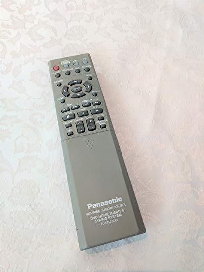 Controle Home Theater Panasonic Eur7502xf0 Ht75 Original