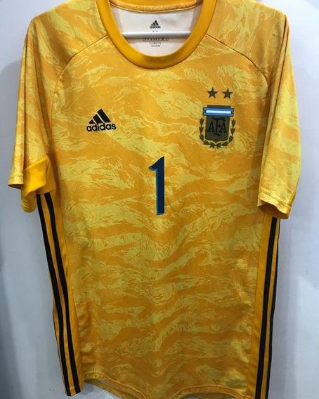 Buzo De La Selección Argentina Talle M Jugador 1