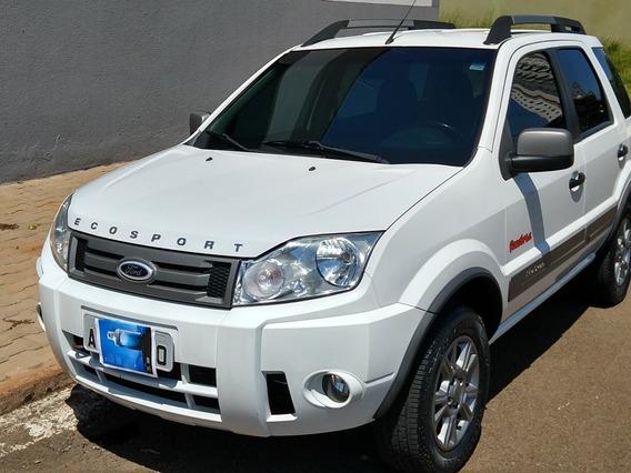Ford Ecosport 1.6 16v Freestyle Flex 5p 2012