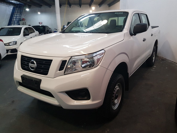 Nissan Np300 Frontier 2.5 S 161 Hp Doble Cabina Diesel