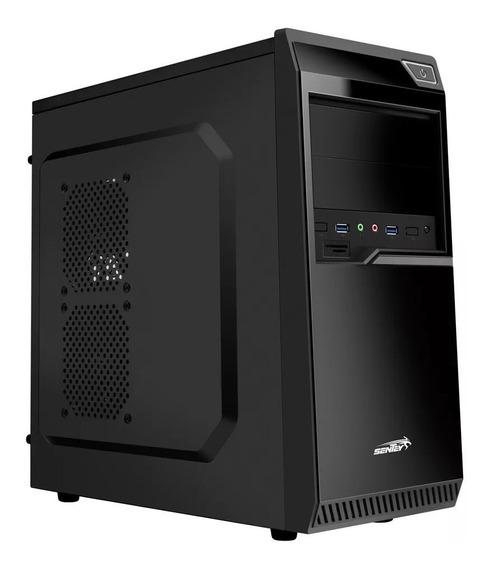 Computadora Cpu Intel Amd Doble Nucleo 4 Gb Ssd 120 Gb