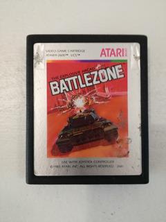Juego Clásoco Battlezone Para Atari 2600 J17