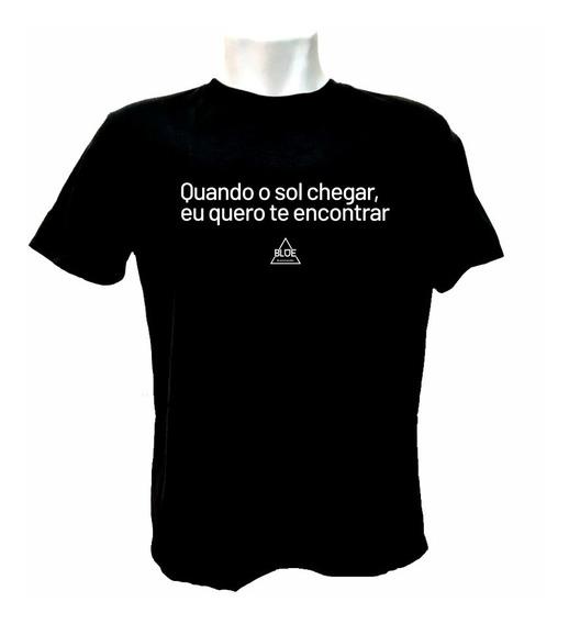 Camiseta Brunno Carvalho - Quando O Sol Chegar