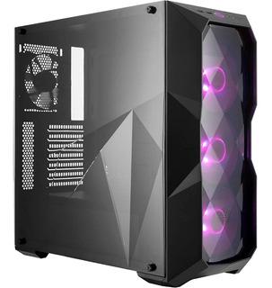 Gabinete Gamer Cooler Master Masterbox Td500 Rgb