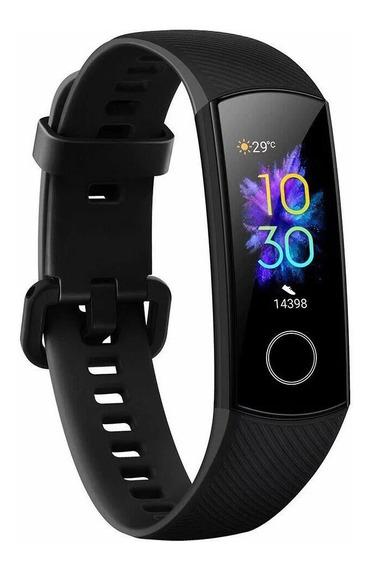 Smartwatch Huawei Honor Band 5 Com Tela Colorida Amoled