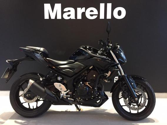 Yamaha Mt 03 - Honda Cb 500 F - Kawasaki Z300 - 2019 (g)