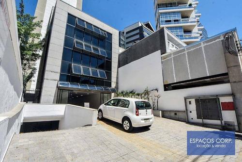 Prédio Para Alugar, 1156m² - Jardim Paulistano - São Paulo/sp - Pr0157