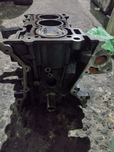 Bloco Motor Parcial Completo Ford Ka 1.0 3 Cilindros 17/17