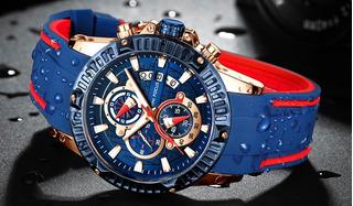 Reloj Deportivo Elegante Para Toda Ocasión