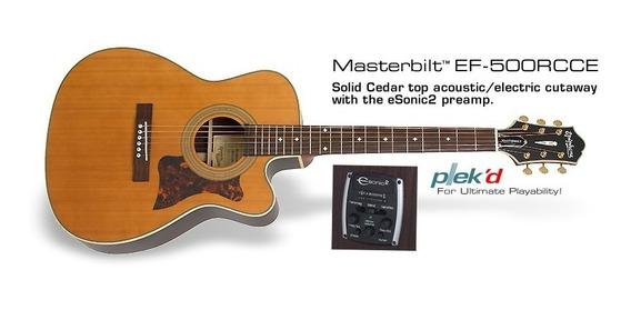 Electroacústica EpiPhone Masterbilt Ef 500 Rcce
