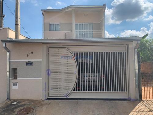 Casa À Venda Em Jardim Recanto Dos Sonhos - Ca276290