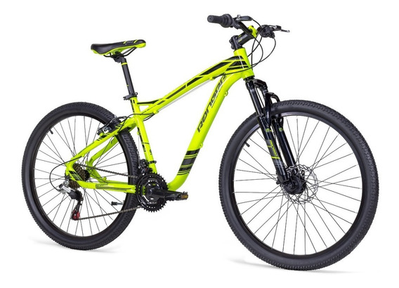 Bicicleta Mercurio Ranger Rodada 26 Aluminio 21 Vel 2019