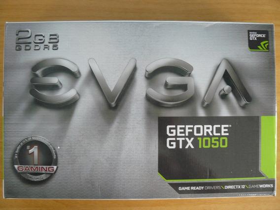 Evga Geforce Gtx 1050 Gaming, 2gb Gddr5