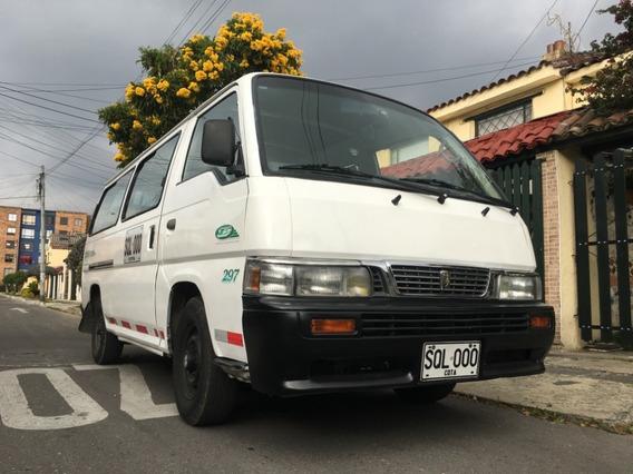 Nissan Urvan 2001 2.7 L