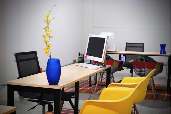 Oficina En Renta Coworking León Gto Servicios Incluidos
