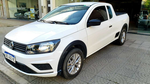 Volkswagen Saveiro 1.6 - 2017 - Sergio