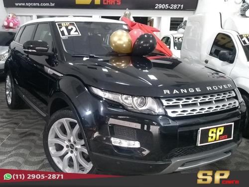 Land Rover Evoque Prestige Com Teto Branco 2012
