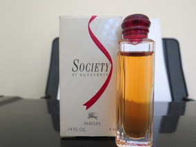 Society By Burberrys Parfum Miniatura Perfume Importado 4ml