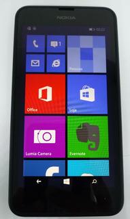 Nokia Lumia 635 8gb Preto C/ Defeito S/ Garantia