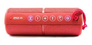 Parlante Spica Bt1400 Bluetooth 4.2 Stereo Splash Resistant!