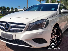 Mercedes-benz A-200 1.6 Urban Turbo Aut. 2013 Branca