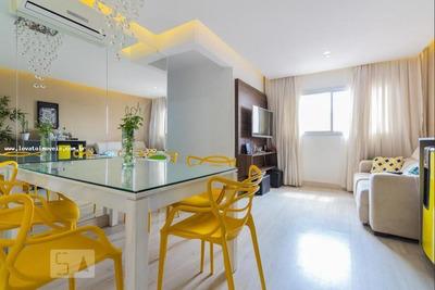 Apartamento Para Venda Em São Paulo, Jardim Marajoara, 2 Dormitórios, 1 Vaga - El02044
