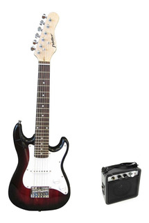 Guitarra Eléctrica Niños Fiddler Kids + Amplificador 5w