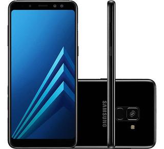 Samsung Galaxy A8 2018 64gb 5.6 Câmera 16mp Grade A