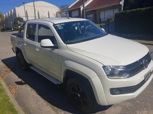 Volkswagen Amarok 2.0 Cd Tdi 180cv 4x2 Trendline B33 2015