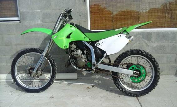 Kawasaki Kx 125 2t Usada