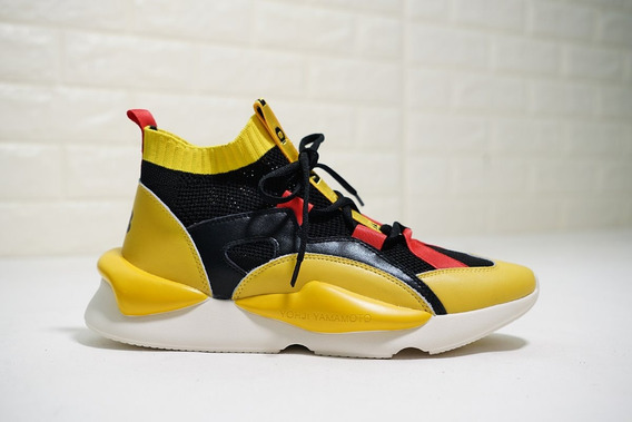 Zapatillas adidas Y-3 Qasa X Kaiwa Chunky Amarillo 38-44