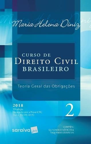 Curso De Direito Civil Brasileiro, V.2 - Teoria Geral Das Ob