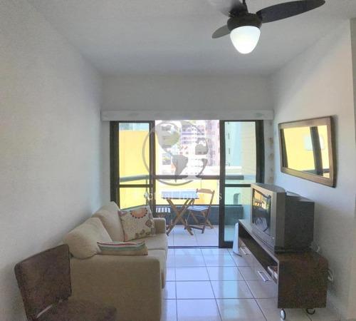 Apartamento Residencial À Venda, Enseada, Guarujá. - Ap9010