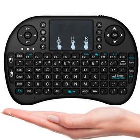 Mini-teclado Wireless Touch Pad Tv Box 3/5