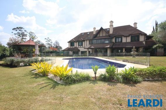 Casa Em Condomínio - Aldeia Da Serra - Sp - 474657