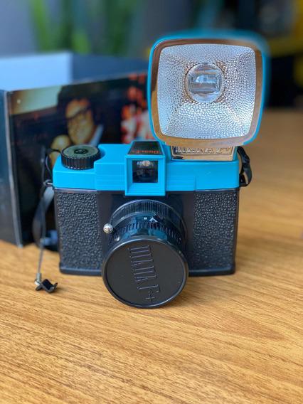 Câmera Lomo Diana F+ Nunca Usada