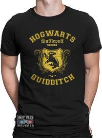 Camisetas Harry Potter Lufa Lufa Hufflepuff Hogwarts