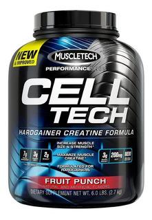 Vaso Mesclador Cell Tech (60us)